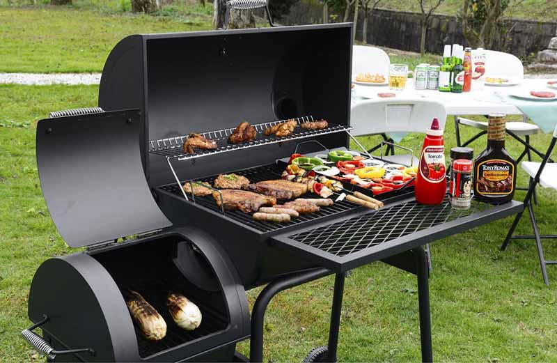 best charcoal grills 2018