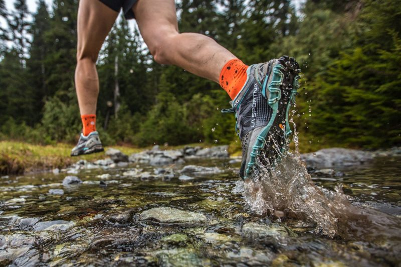 Finding the perfect trail running shoe for you