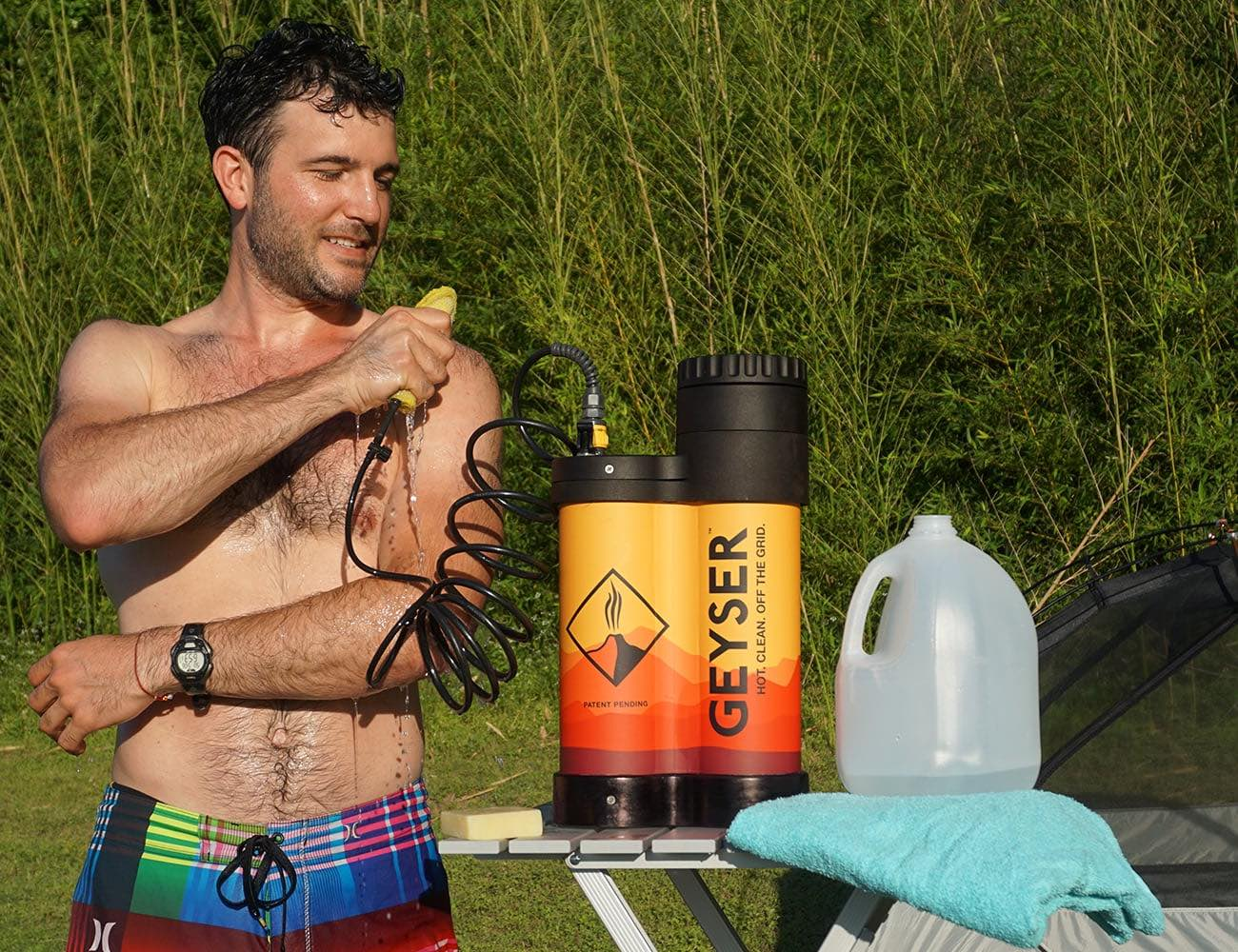 Best Camping Showers 2019