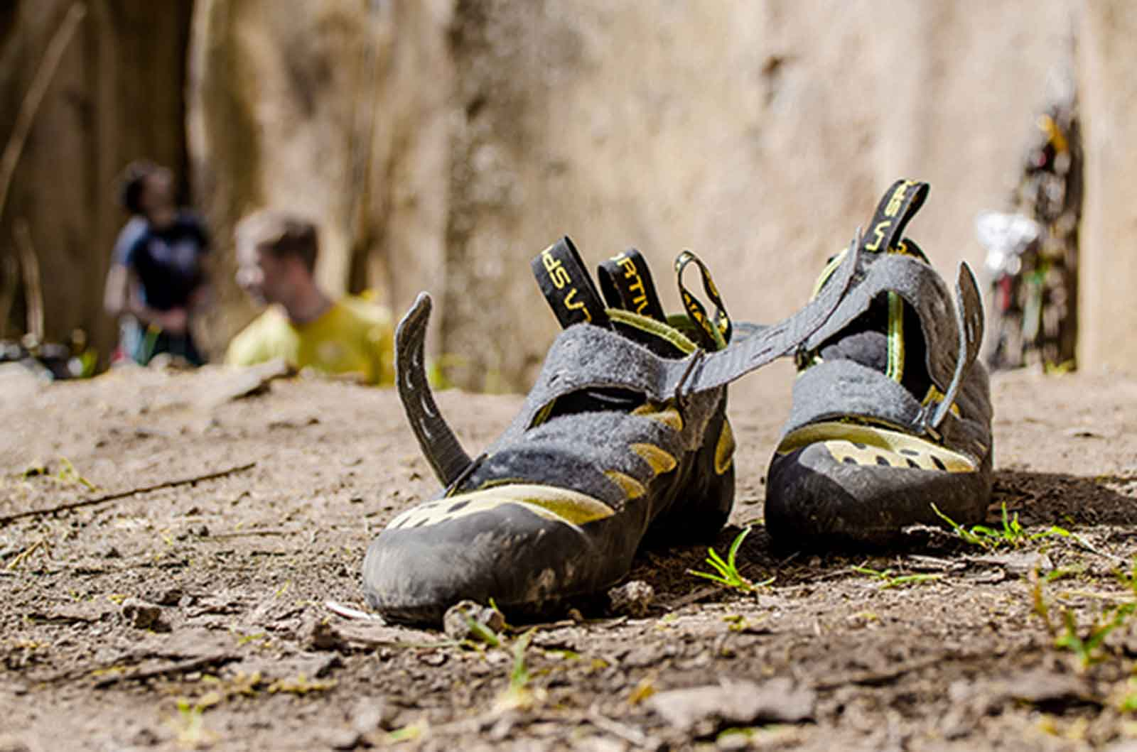 Beginner Bouldering Shoes